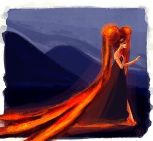 lava goddess